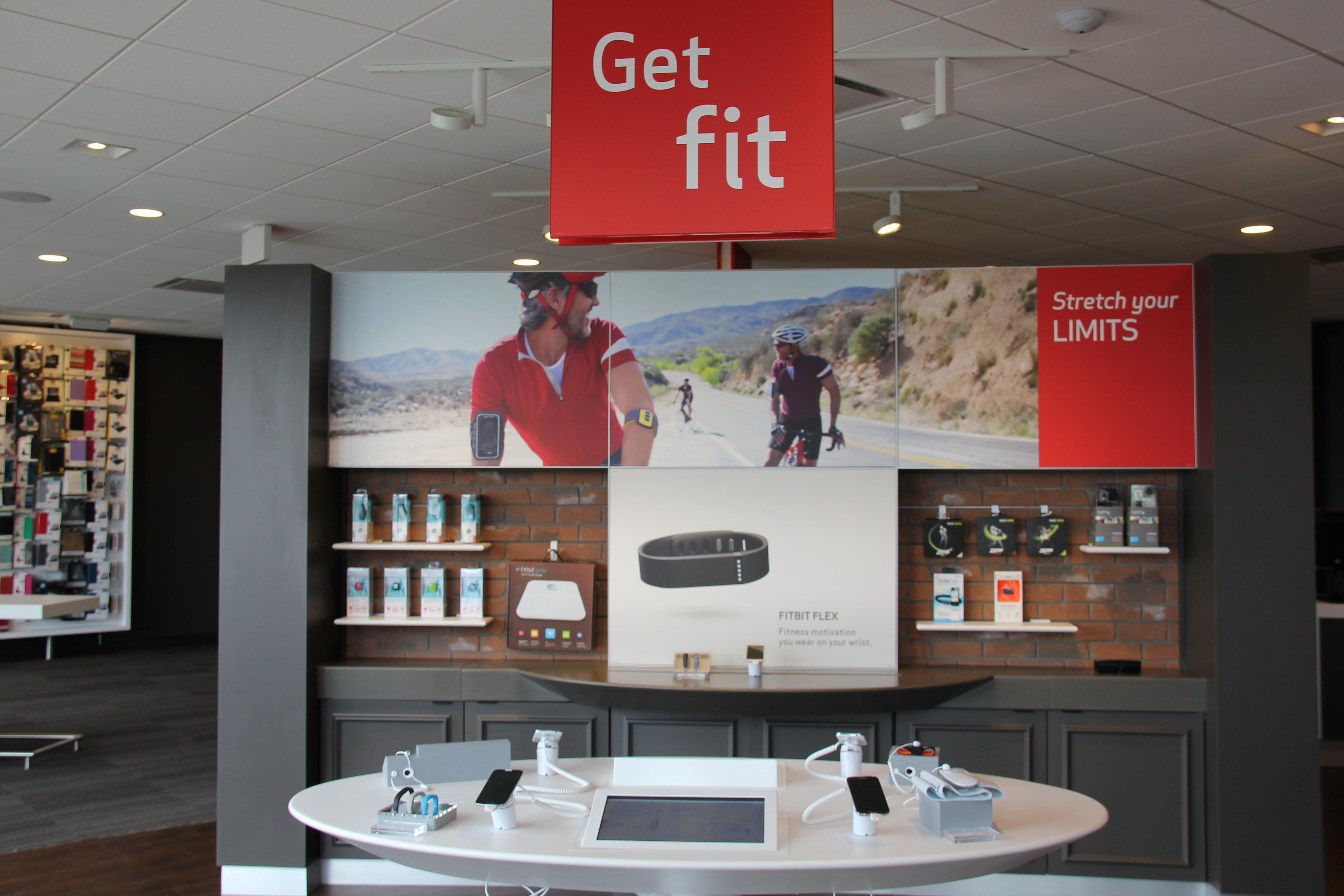 The Verizon Wireless Smart Store Discover Finer Living
