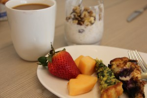 AC European Inspired Breakfast