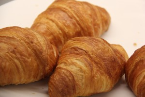 Butter Croissants from France
