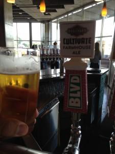 Boulevard's Cultivate Farmhouse Ale
