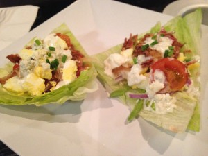 AMC Fork and Screen Wedge Lettuce Cups