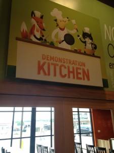 Natural Grocers Demonstration Kitchen