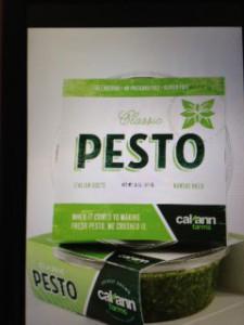 Cal Ann Farms Basil Pesto