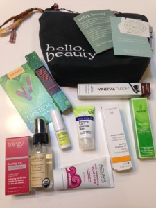 wf beauty bag