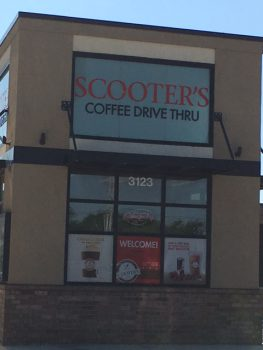 Giveaway ~ $25 Gift Card to Scooter's Coffee