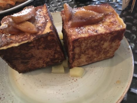 The Farmhouse Chicago, Stuffed French Toast