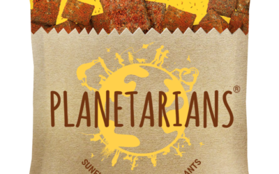 Planetarians Sunflower Chips a High Protein Snack