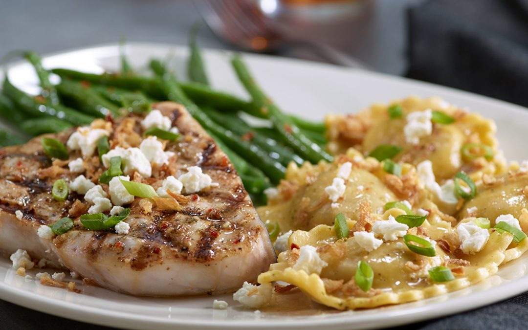 Dine and Discover Menu at Bonefish Grill