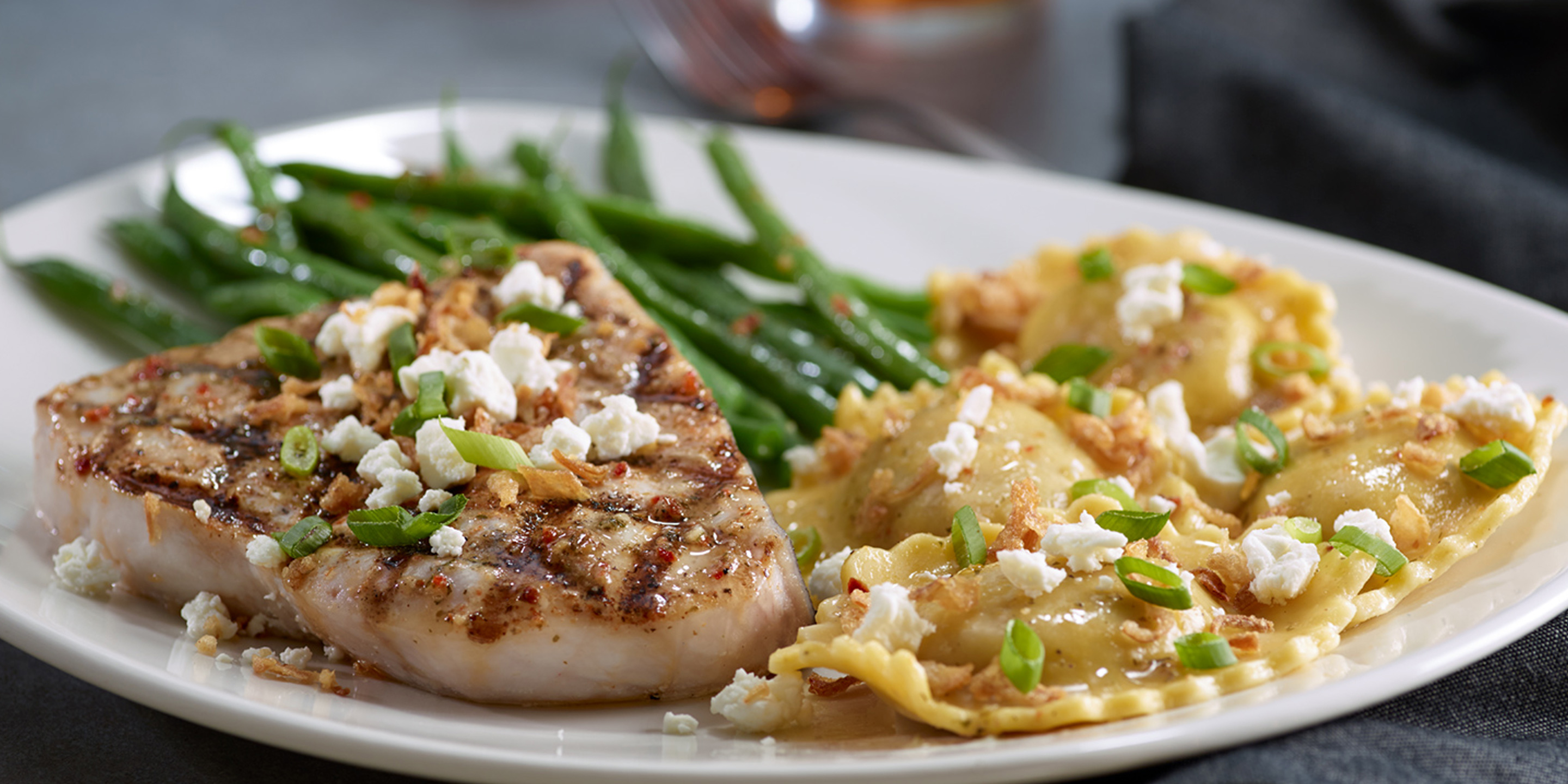 Dine and discover menu at bonefish grill discover finer for Fish bone grill