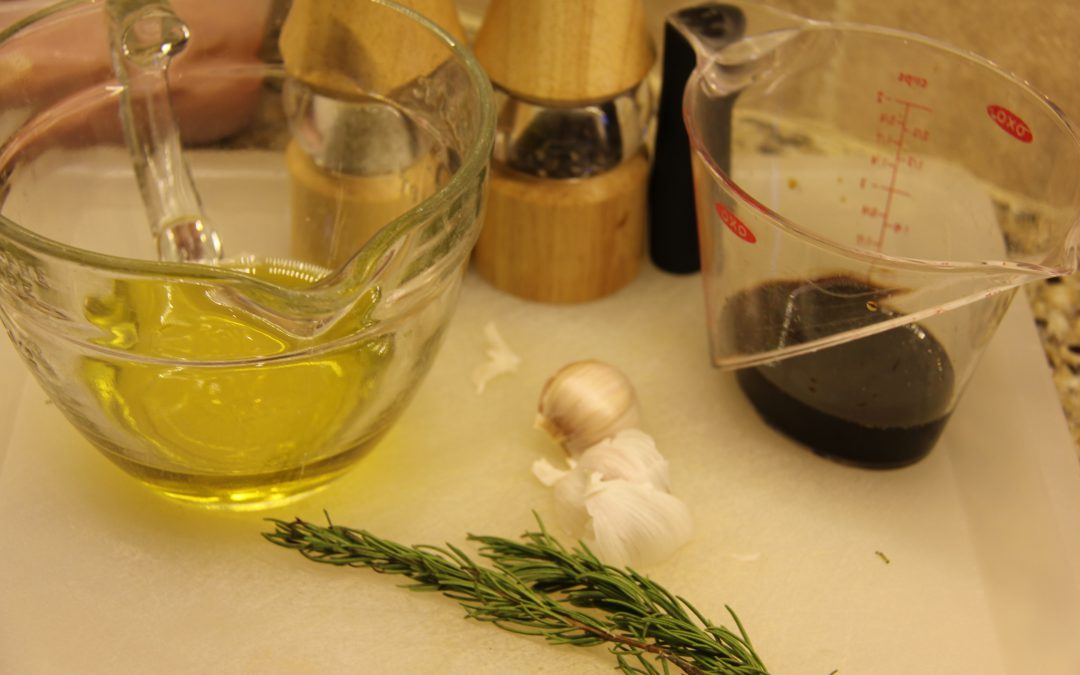 Rosemary and Balsamic Marinade - Discover Finer Living