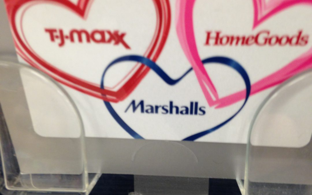 My TJX Obsession ~ What I Love about TJ Maxx, Marshalls and HomeGoods