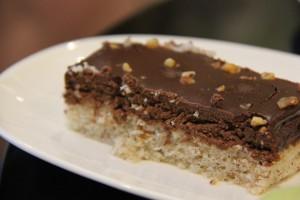 Chocolate Hazelnut Dessert Bar
