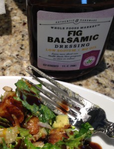 Whole Foods Fig Balsamic Dressing