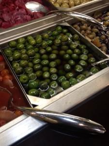 wf olive bar