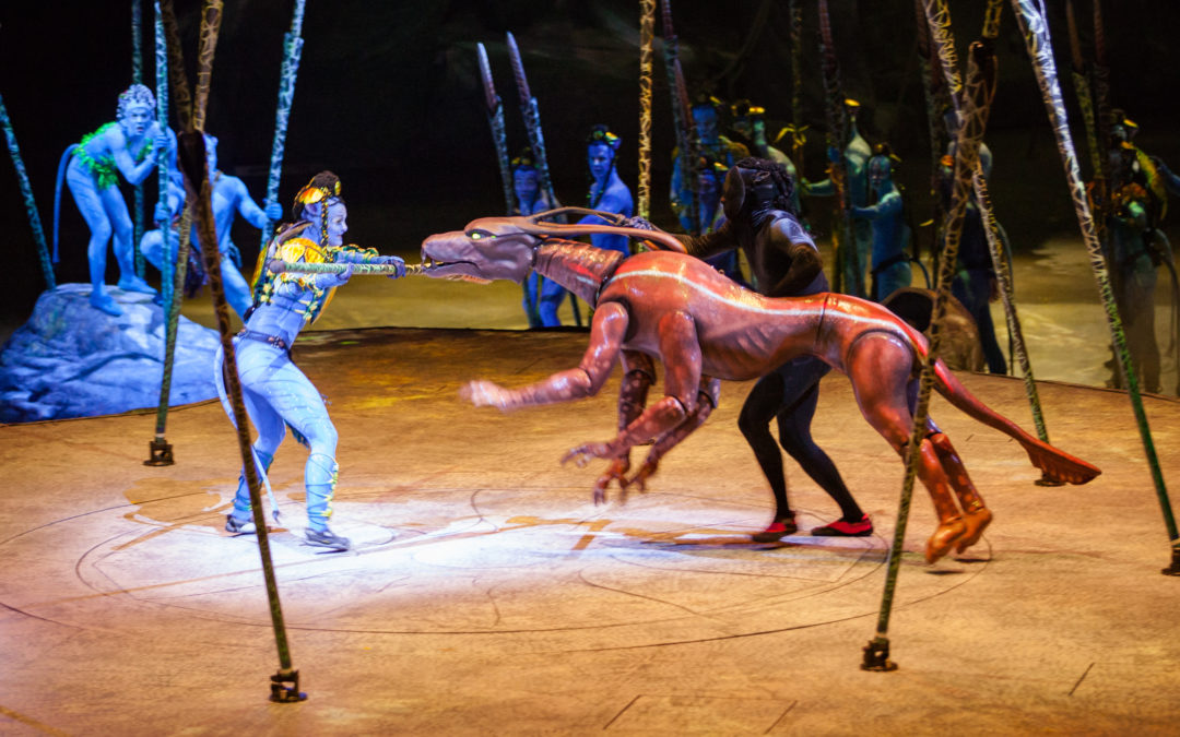 Ticket Giveaway ~ TORUK – The First Flight – Cirque du Soleil Wichita, Kansas Tour Stop