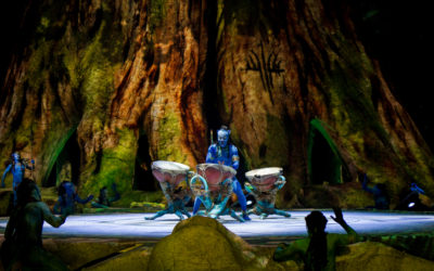 A Behind the Scenes Look at Cirque du Soleil's TORUK – The First Flight