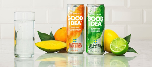 Good Idea Sparkling Water