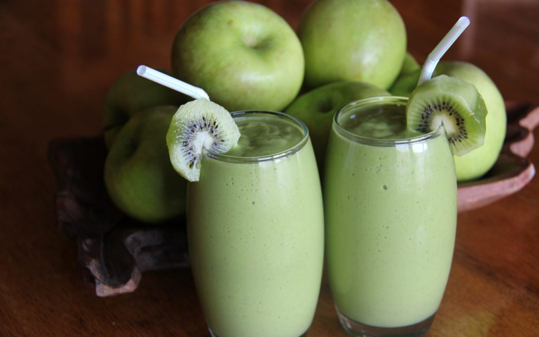 Green Kiwi Smoothie
