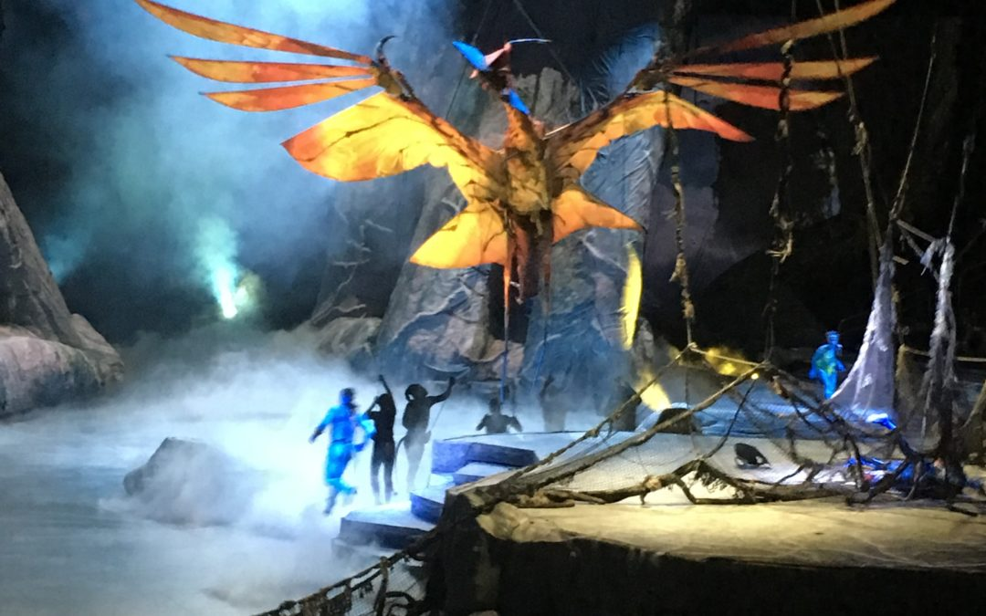 Review ~ Cirque du Soleil TORUK -The First Flight