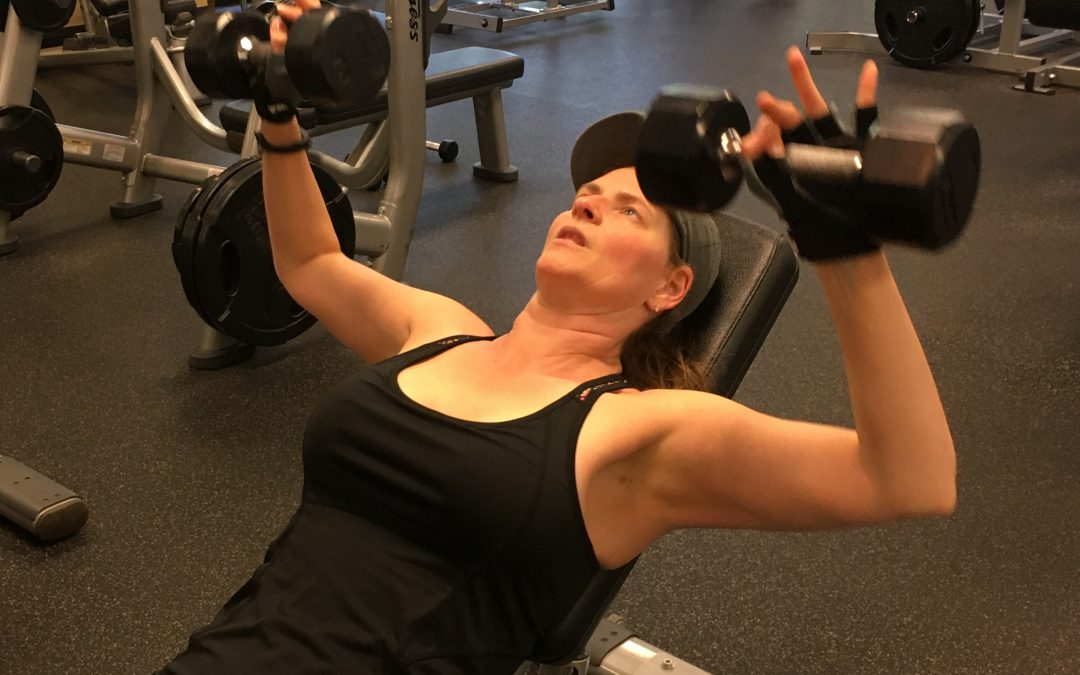 Getting Fit After 40 with Pancakes and Pushups