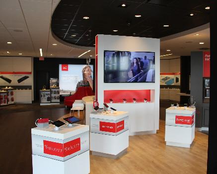 The Verizon Wireless Smart Store