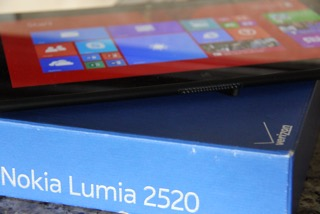 My Summer with the Nokia Lumina 2520 Part Three