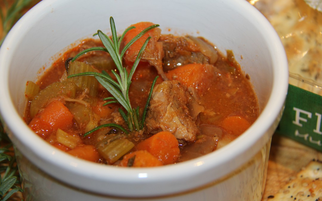 Crock Pot Beef Stew and Tips from Whole Foods Market