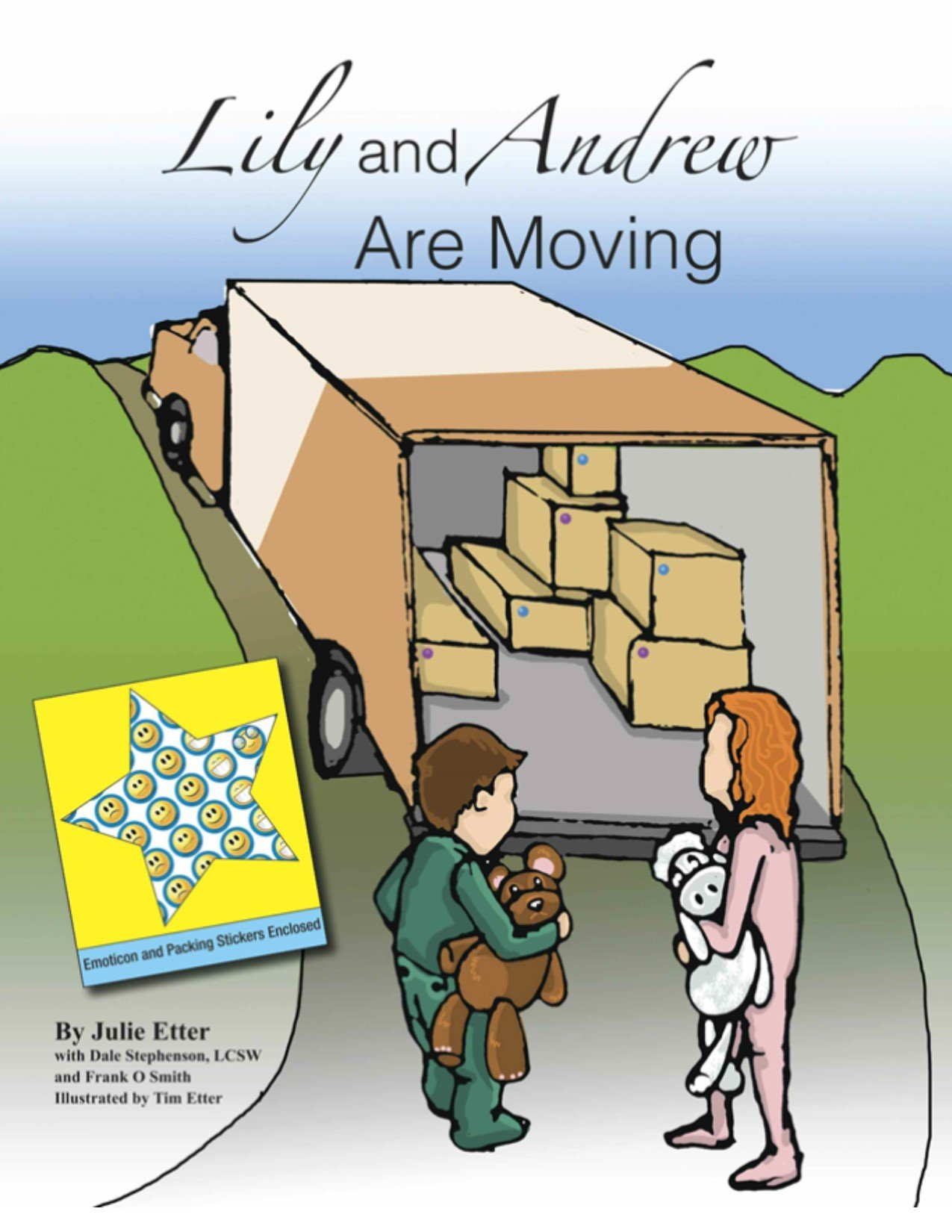 Lily and Andrew Are Moving book cover