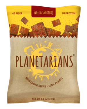 Planetarian Sunflower Chips