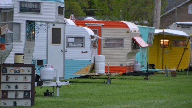 Abilene Vintage Camper Show