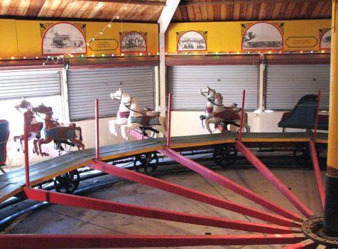 abilene carousel