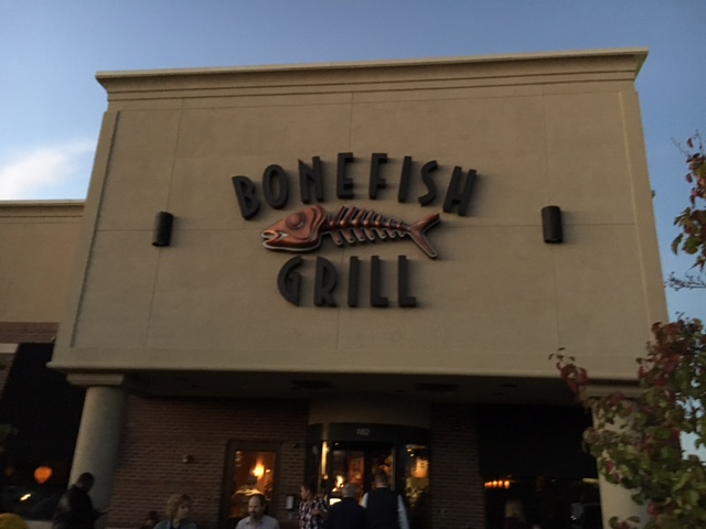Giveaway ~ $25 Gift Card to Bonefish Grill and New Fall Menu Review