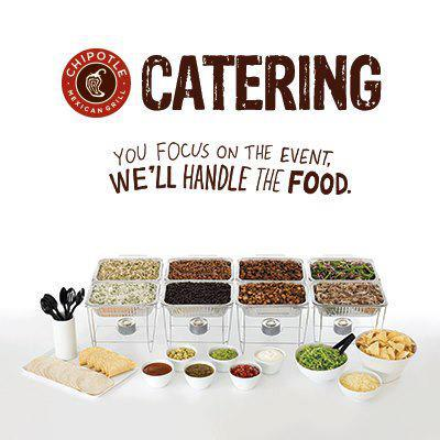 chipotle cater