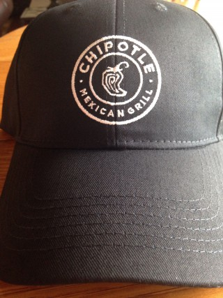 Chipotle All Star week hat