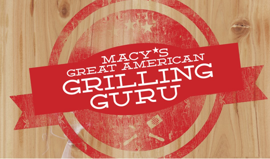 Macy's Grilling Guru Event