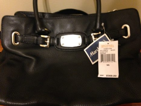 Michael Kors Bag from Marshalls
