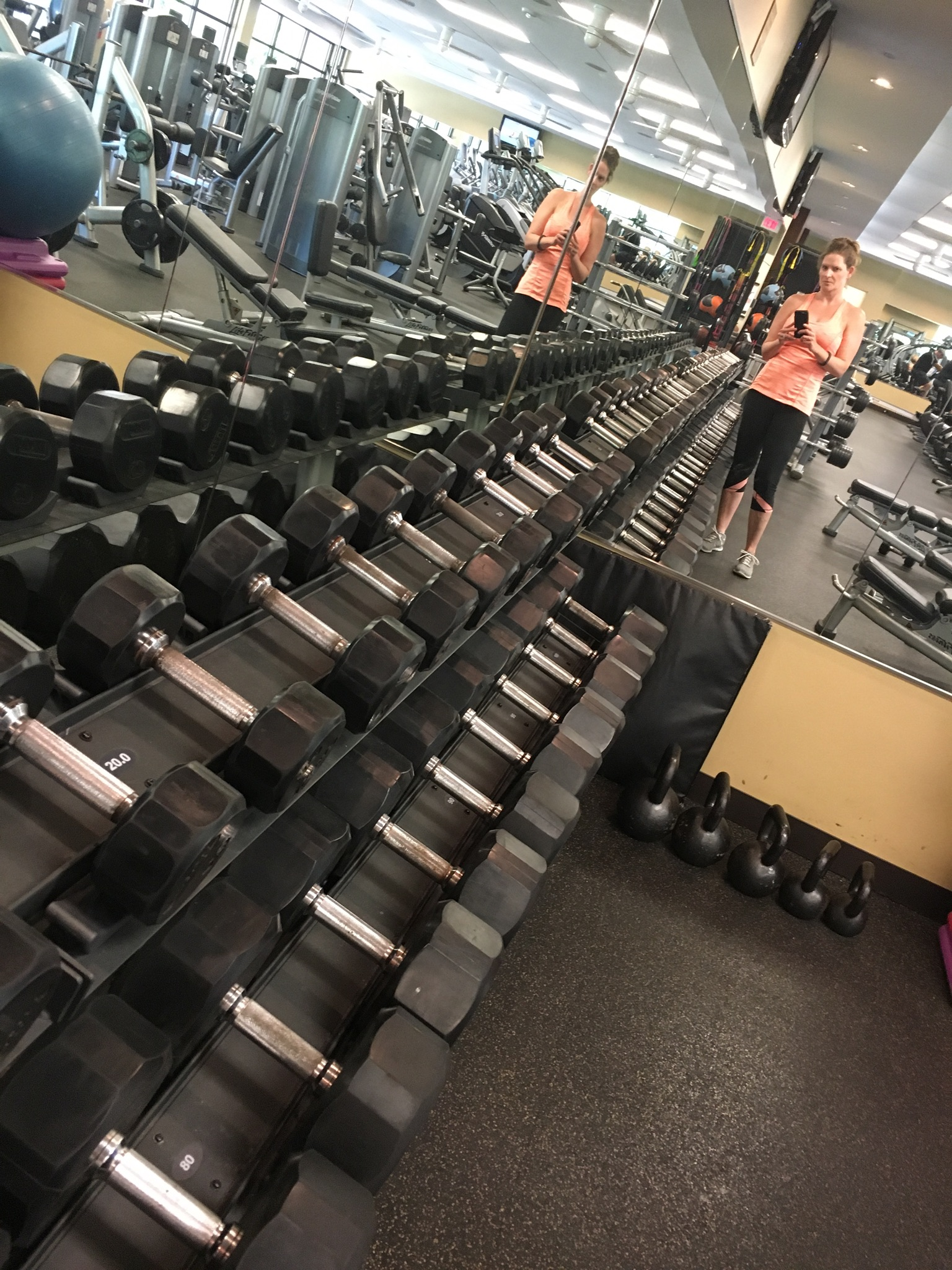 Getting Fit After 40 ~ Month One
